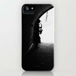 Sax Man iPhone Case