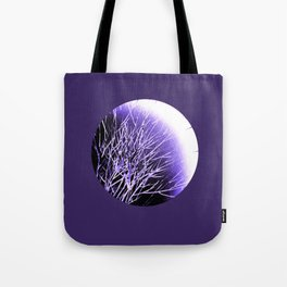 THE UltraViolet MOON Tote Bag