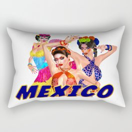 Mexico Rectangular Pillow