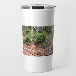 Brick path Travel Mug