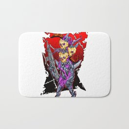 METAL MUTANT 2 Bath Mat