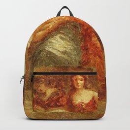 Ladies in the woods Backpack