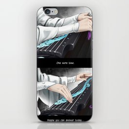 Mo Dao Zu Shi Lan WangJi iPhone Skin