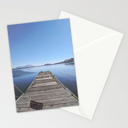 Closed Dock Stationery Cards