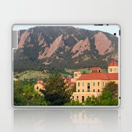 University of Colorado - Boulder Laptop & iPad Skin