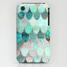 SUMMER MERMAID Slim Case iPhone (3g, 3gs)