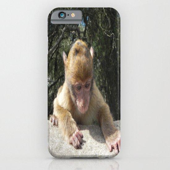 Monkey iPhone & iPod Case