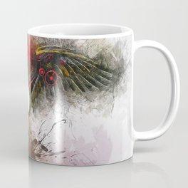 Aircraft Girl Coffee Mug
