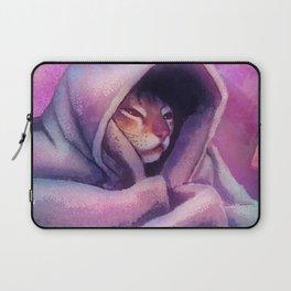 Cozy Cat Laptop Sleeve
