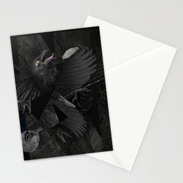 """""""Parisienne Moonlight"""" Stationery Cards"""