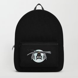 Cute Owl With Friends Backpack