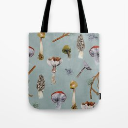 Mushroom Forest Party Tote Bag