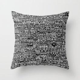 Polis Throw Pillow