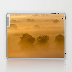 Gold in the Hedgerows Laptop & iPad Skin