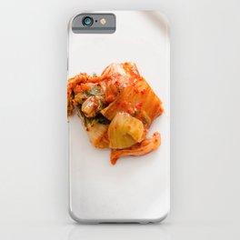 Kimchi iPhone Case