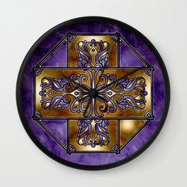 Serenity by Loz Wall Clock