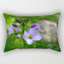 cardamine 2  Rectangular Pillow