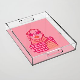 Raai Acrylic Tray