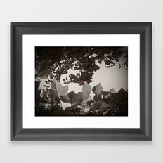 All for The Sun Framed Art Print