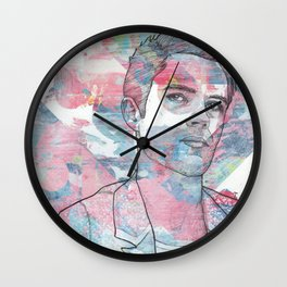 Mr. Brightside Wall Clock