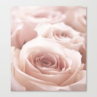 roses Canvas Prints featuring Roses  by Bree Madden