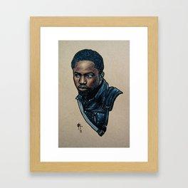 Deputy LaSalle Framed Art Print