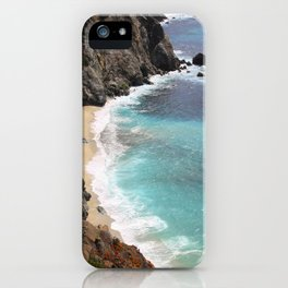 Get Lost in the Tides iPhone Case