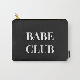 Babeclub black Carry-All Pouch