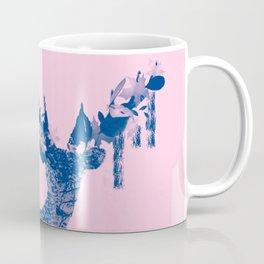 Hirsch Blue Coffee Mug