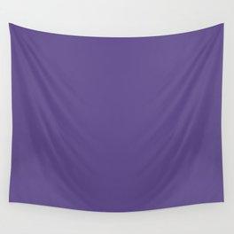 Hue: Ultra Violet Wall Tapestry