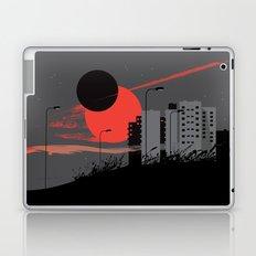 apocalypse city Laptop & iPad Skin