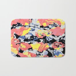 paint pond Bath Mat
