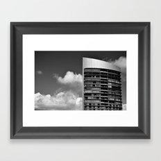 Top Floor Framed Art Print