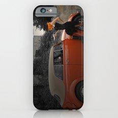 cinderella and the pumpkin Slim Case iPhone 6s