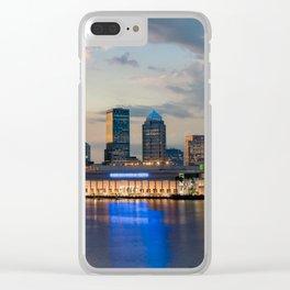 Tampa Gloam 2 Clear iPhone Case