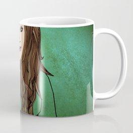 Little By Little Her Smile Returned Coffee Mug