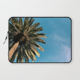 Palm Tree Portrait Laptop Sleeve