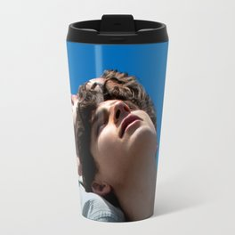 Call Me By Your Name (textless) Travel Mug