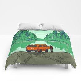 Wunderlust Comforters