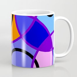 Circle and Circle Coffee Mug