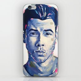 Nick Jonas iPhone Skin