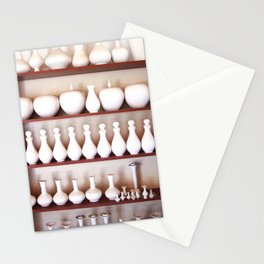 Pottery Production Stationery Cards