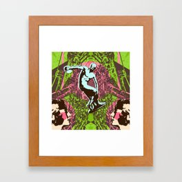 Dynamism Framed Art Print