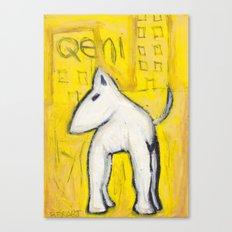 Qeni Canvas Print