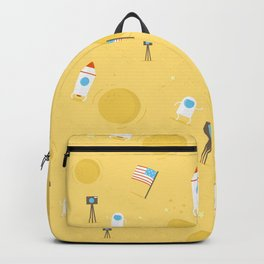 Mission to Moon Backpack