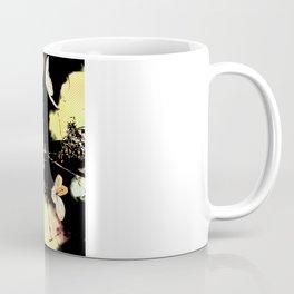 Filigrane Flower Coffee Mug