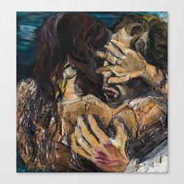 Hogwash I Canvas Print