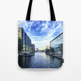 Reflection on Reflection Tote Bag