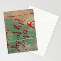 o heart Stationery Cards