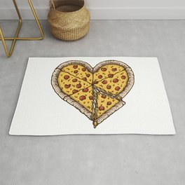 Pizza Lover Rug